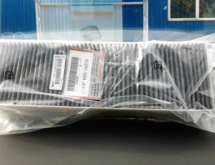 Новые салонные фильтры Honda Accord VI