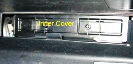 Крышка салонного фильтра Lexus RX300
