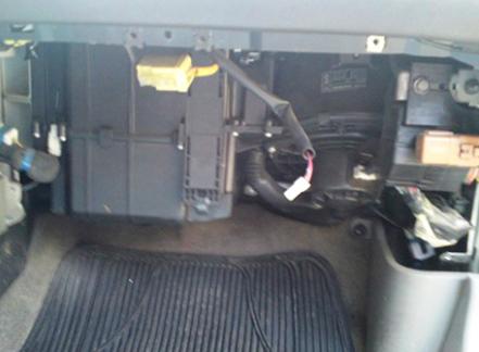 Блок салонного фильтра Nissan Maxima QX (A33)