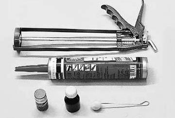 Набор для вклейки лобового стекла Лада Приора