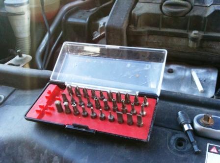 Головки для ремонта Citroen C4