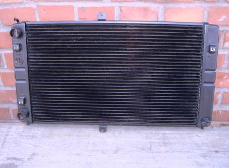 Замена радиатора ВАЗ 2110, 2111, 2112