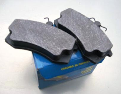 Снятие и замена передних тормозных колодок ВАЗ 2108, 2109, 21099