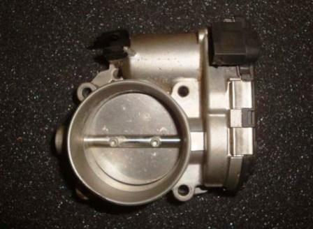 Снятие и промывка дроссельной заслонки Ford Focus 2