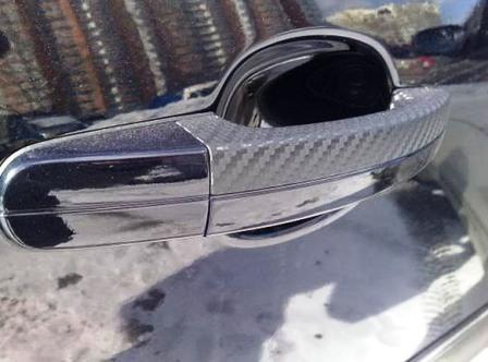 Наружная ручка двери Ford Focus 2