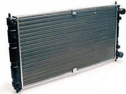 Чистка и мойка радиатора ВАЗ 2108, 2109, 21099