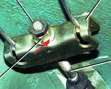 Проверка и натяжения ручника Ford Focus 2