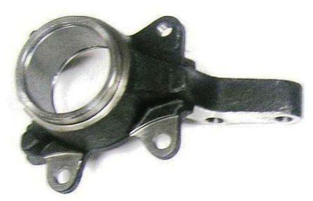 Снятие и замена поворотного кулака ВАЗ 2108, 2109, 21099
