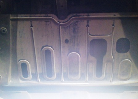 Слимаем защиту двигателя Renault Duster