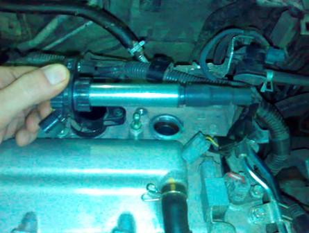 Катушка зажигания Toyota Corolla 300 N/MC