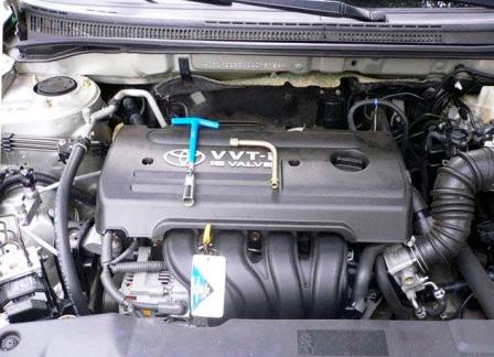 Двигатель Toyota Corolla E12 1.6
