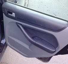 Шумоизоляция задних дверей на Ford Focus 2