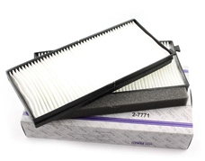 Снятие и замена салонного фильтра на Kia Spectra