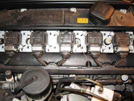 Катушки зажигания BMW 328i E36