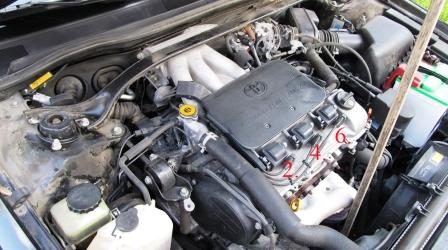 Катушки зажигания Toyota Camry V 3.0 V6