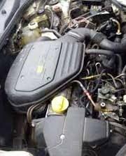 Замена масла и масляного фильтра в двигателе 1.5 dCi Renault Kangoo 1