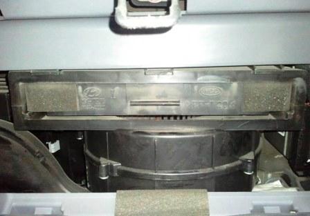 Салонный фильтр Hyundai ix35