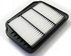 Снятие и замена воздушного фильтра Chevrolet Lacetti