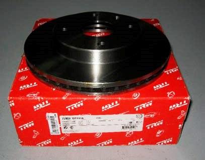 Снятие и замена тормозного диска Chevrolet Lacetti