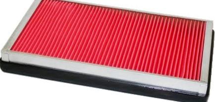 Замена воздушного фильтра на Nissan Almera Classic