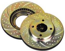 Снятие и замена тормозных дисков на Nissan Almera Classic