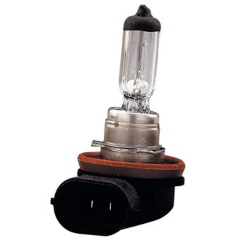 Снятие и замена ламп в противотуманных фарах Ford Focus 2