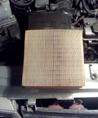 Снимаем и меняем воздушный фильтр ВАЗ 2113, 2114, 2115
