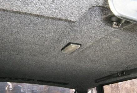 Снятие и замена обшивки потолка ВАЗ 2113 2114 2115