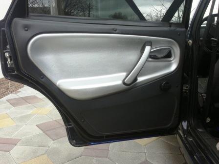Снятие и замена обшивки передней двери ВАЗ 2113, 2114, 2115