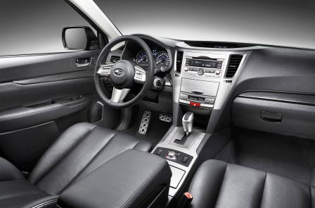 Снятие и замена салонного фильтра Subaru Legacy IV