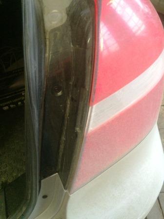 Снимаем открученный болт Chevrolet Aveo T250