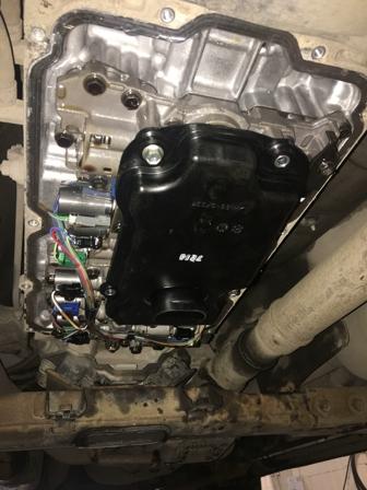 Фильтр АКПП Toyota Land Cruiser 200