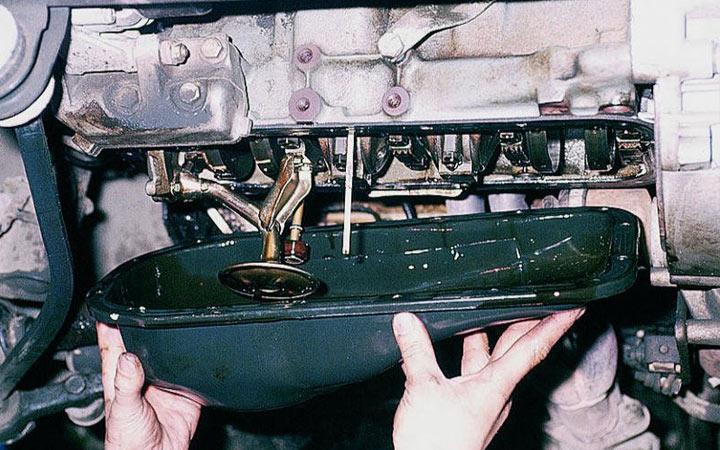 подготовка к замене клапанов на ВАЗ 2112