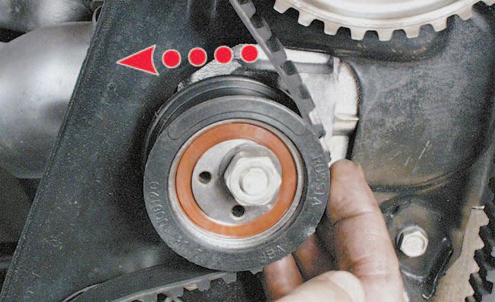 Как выполнить замену ремня ГРМ на 8 клапанном ВАЗ 2113 2114 2115
