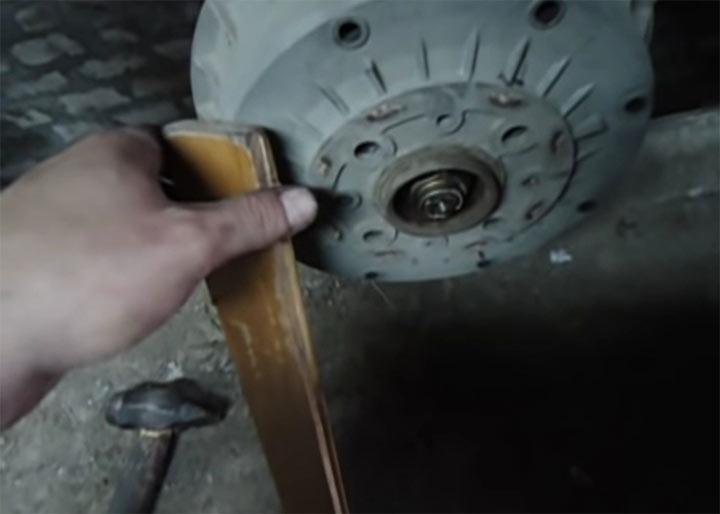 Подробная инструкция замены заднего ступичного подшипника ВАЗ 2113, 2114, 2115