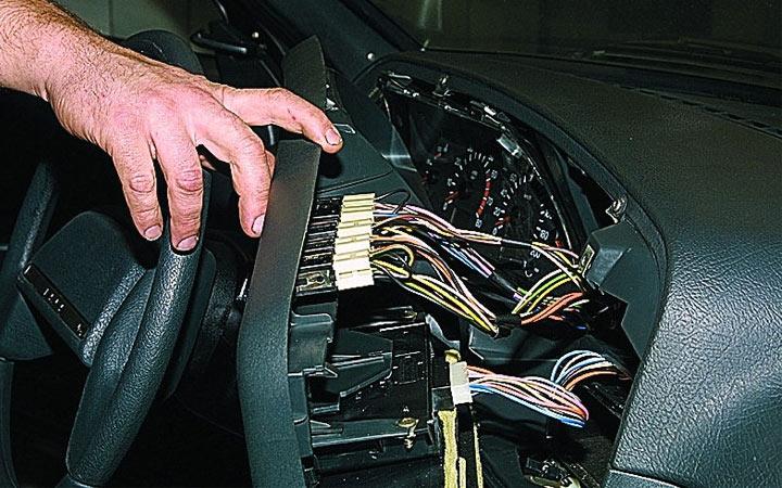 Как заменить подсветку приборной панели своими руками на ВАЗ 2113, 2114 и 2115