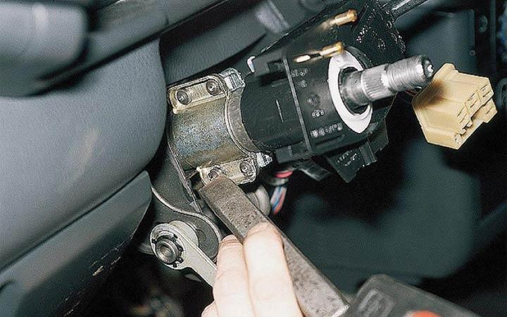 Выполняем ремонт замка зажигания ВАЗ 2110, 2111, 2112 своими руками