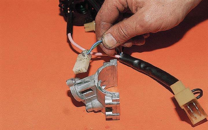 Замена замка зажигания своими руками инструкция для автомобилей ВАЗ 2110, 2111, 2112