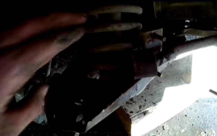 Меняем сайлентблоки ВАЗ 2107 своими руками