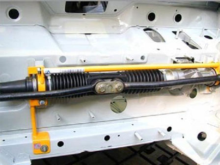 Замена рулевой рейки ВАЗ 2113, 2114, 2115
