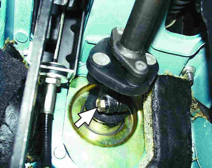 Замена рулевой рейки ВАЗ 2113, 2114, 2115 пошаговая инструкция с фото и видео