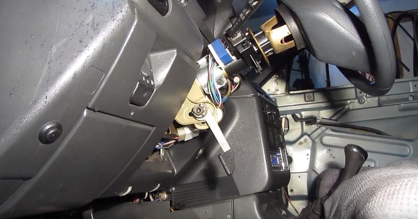 Замена замка зажигания своими руками инструкция для ВАЗ 2113, 2114, 2115