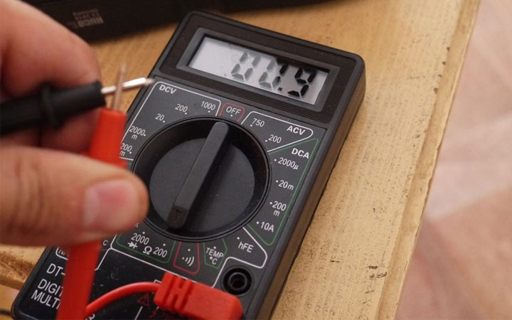 Мультиметр для ремонта авто своими руками