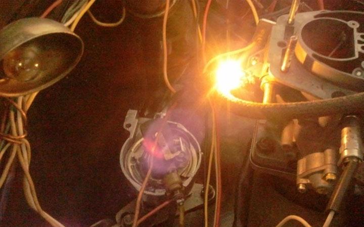 Установка зажигания своими руками на ВАЗ 2107 пошаговая инструкция