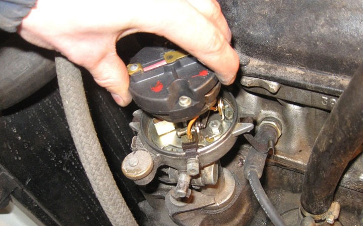 Пошаговая инструкция по установке зажигания на ВАЗ 2107 своими руками