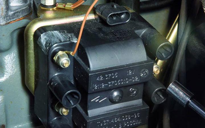 Фото и видео инструкция по установке зажигания на ВАЗ 2107