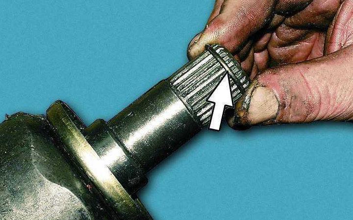 Замена переднего и заднего шруса на ВАЗ 2110, 2111, 2112