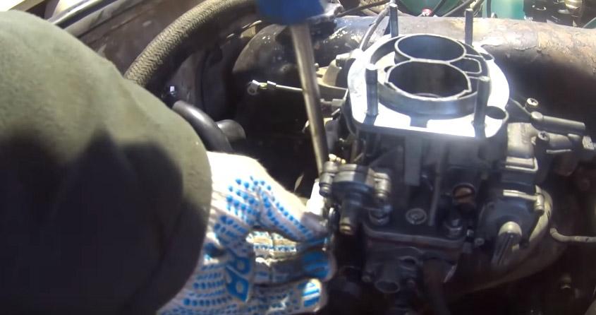 Пошаговая инструкция замены маслосъемных колпачков ВАЗ 2107