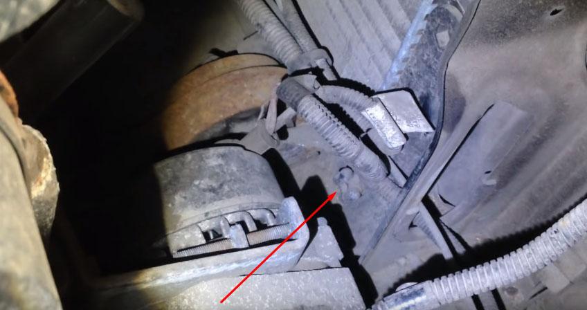 Пошаговая инструкция замены крана печки ВАЗ 2114