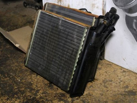 Замена радиатора охлаждения ВАЗ 2113, 2114, 2115